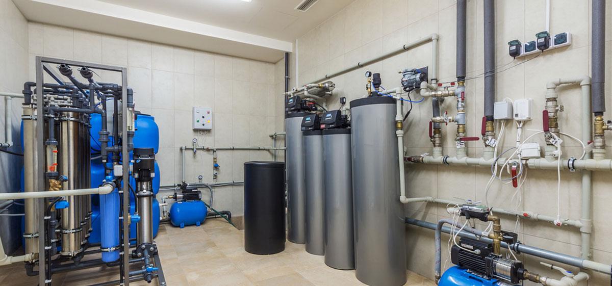 Водопровод для коттеджа