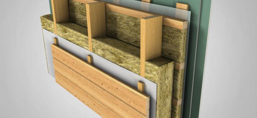 Утепляющие свойства каркасного дома