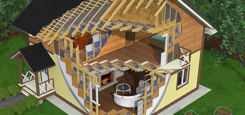 Причины низкой стоимости каркасных домов