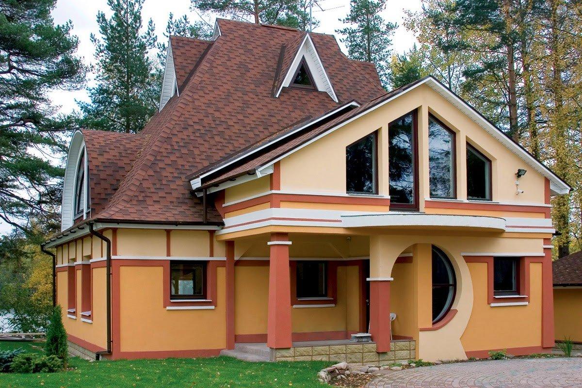 Технология коттеджных домов